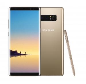 Samsung Note 8 julkaistu