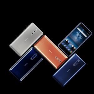 TIEDOTE: Nokia 8: Kolme täysin uutta innovaatiota erityisesti sisällön tuotantoon suunnitellussa lippulaivapuhelimessa