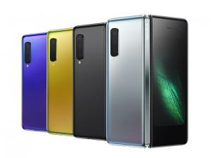 Samsung julkaisi taittuvan Galaxy Foldin