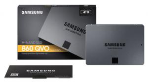 Tiedote: Samsung esitteli SSD 860 QVO:n – Useamman teratavun SSD-tallennusta sopuhintaan