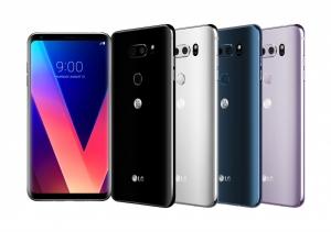 LG tuo markkinoille videokuvaukseen keskittyvän V30 –lippulaivapuhelimen