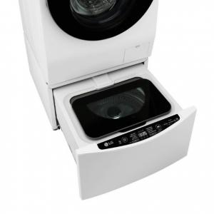 LG tuo markkinoille LG TWINWash -pesukoneen, jotta voit pestä pyykkiä pestessäsi pyykkiä.