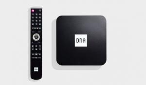 AndroidTV -pohjaisen DNA TV-hubin myynti on alkanut