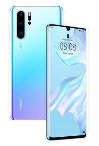 Tiedote: Huawein uudet P30-älypuhelimet julkistettiin Pariisissa