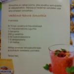 Smoothie-resepti Xperia X8:lla