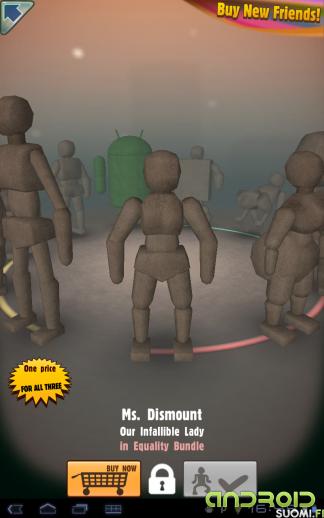 Ms. Dismount