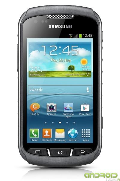 Vedenpitävää rautaa: Samsung Galaxy Xcover 2   Teknosuomi