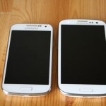 Galaxy S4 Mini ja S3
