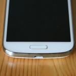 Galaxy S4 Mini alareuna