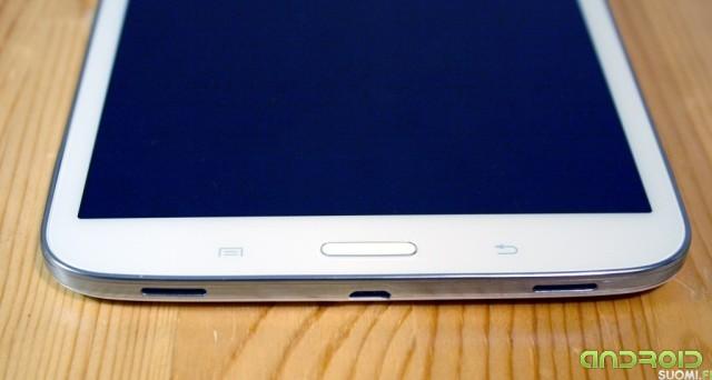 """Galaxy Tab 3 8"""" alareuna"""