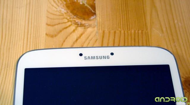 "Galaxy Tab 3 8"" etukamera"