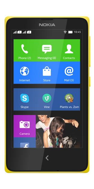 Nokia X Home