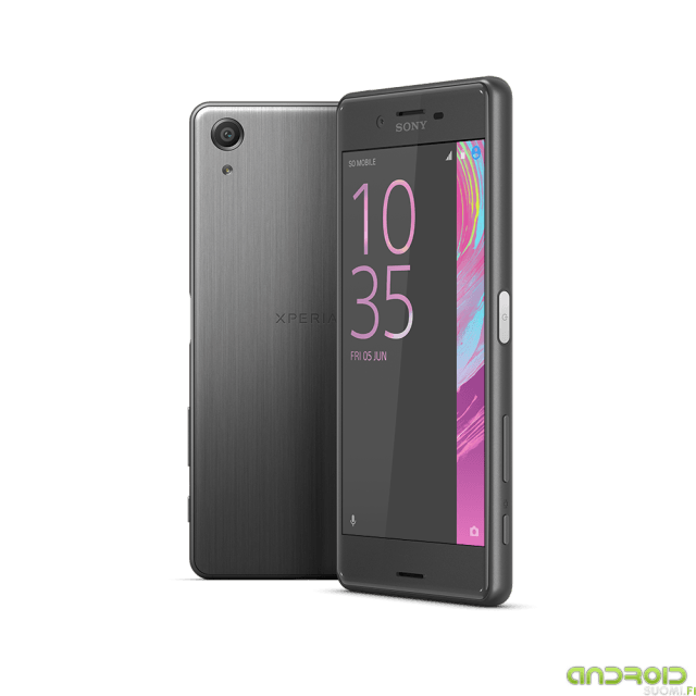 Xperia X Performance Black Group