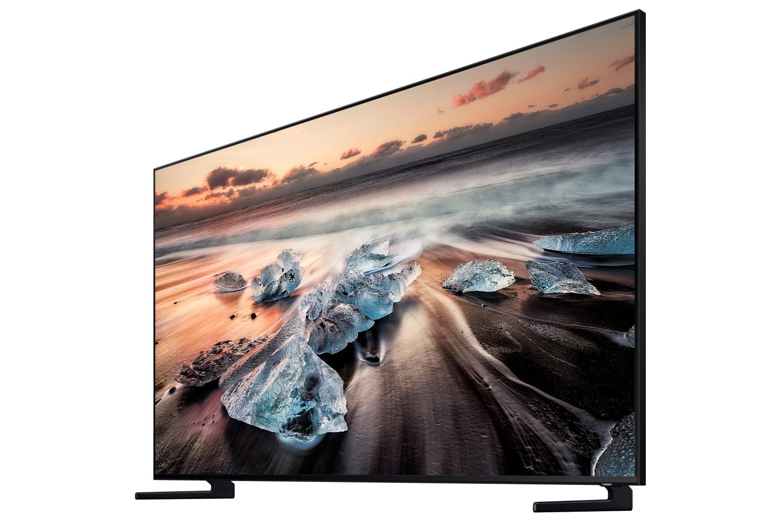 Tiedote: Samsung julkisti QLED 8K TV:n ja tekoälyskaalaustekniika