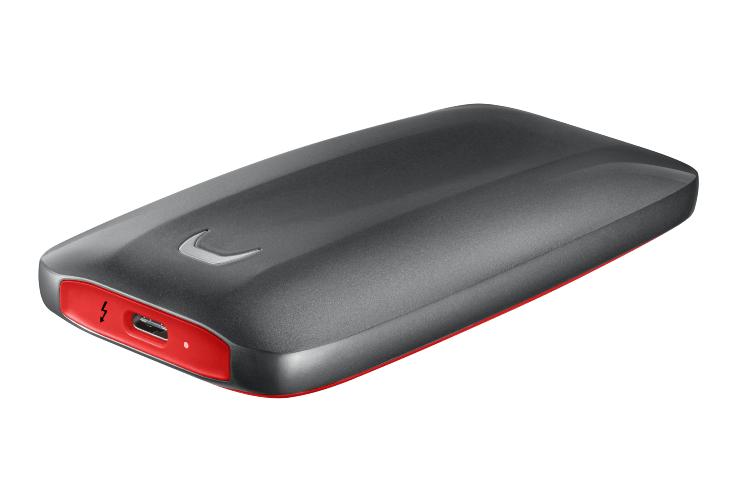 Tiedote: Samsungin SSD X5 vie ulkoiset tallennusratkaisut uudelle tasolle