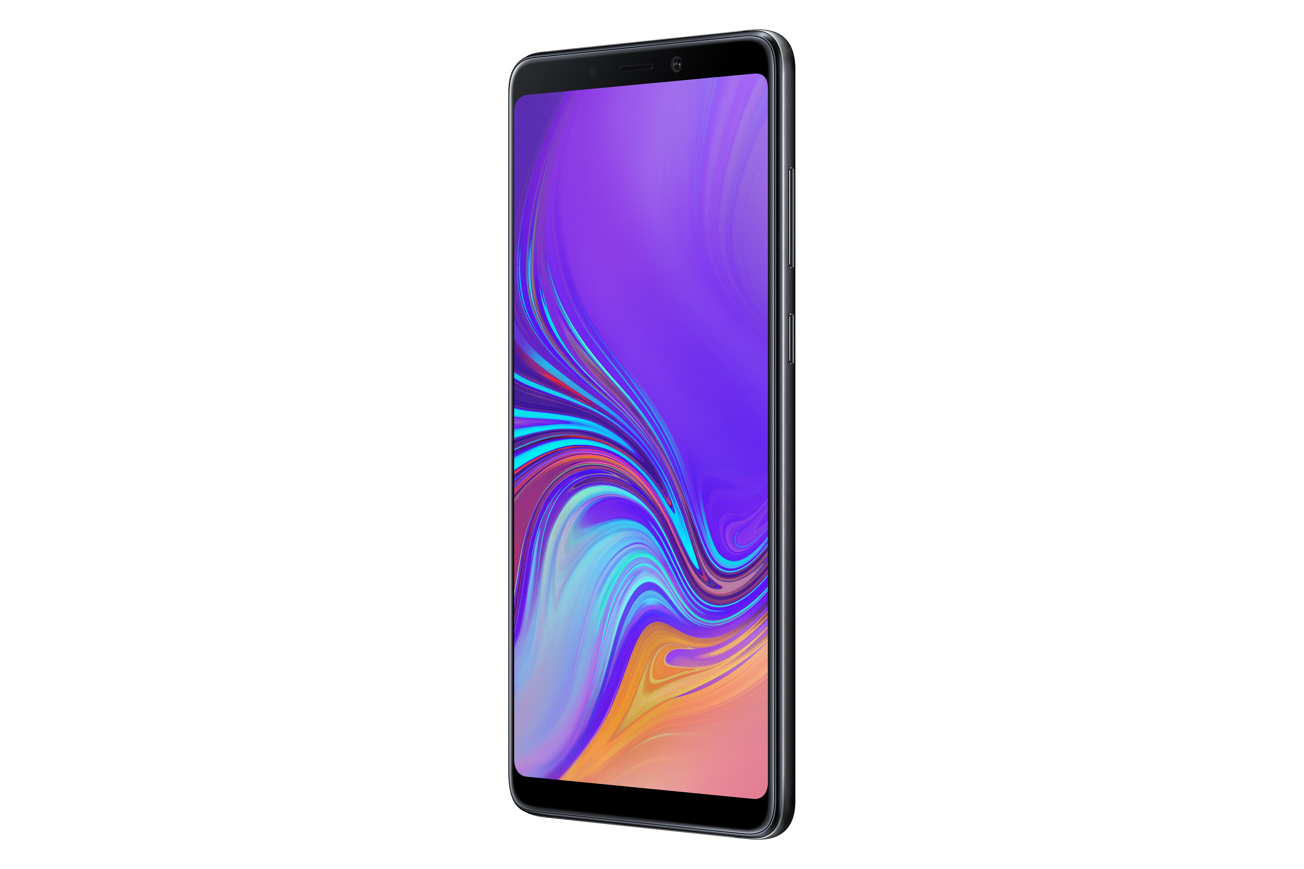 Tiedote: Samsung Galaxy A9 – ensimmäinen neljän takakameran älypuhelin