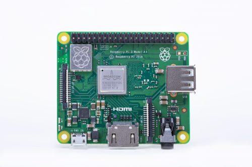 Raspberry julkaisi uuden Pi 3 Model A+ -minitietokoneensa