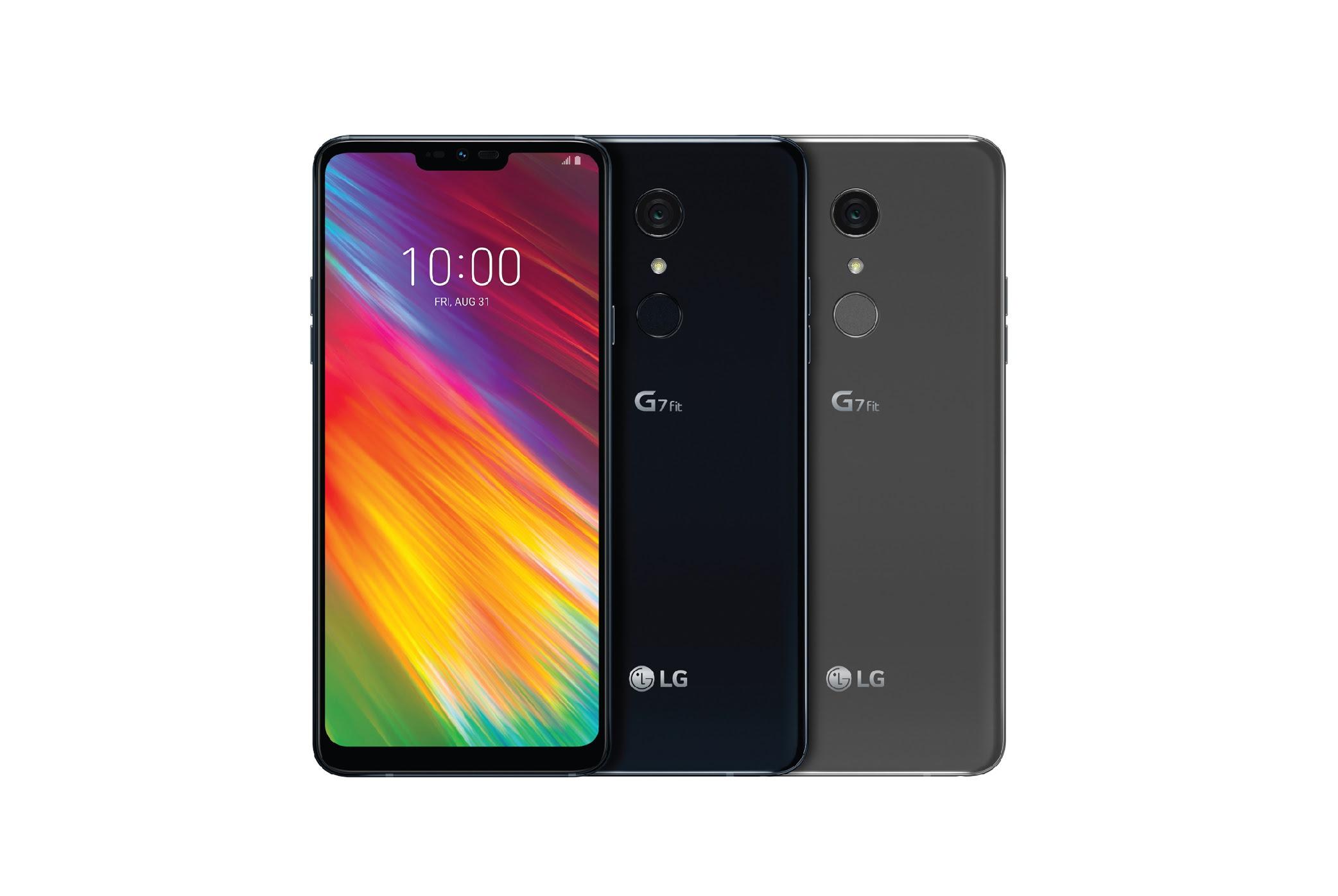 Tiedote: LG G7 Fit tuo G-sarjan suosittuja ominaisuuksia entistä laajemman yleisön saataville