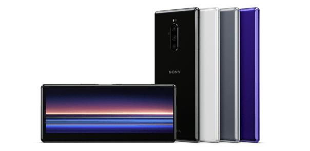 Tiedote: Sony julkisti uuden Xperia 1 -älypuhelimen